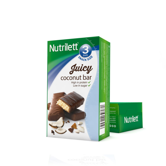 Nutrilett Juicy coconut bar