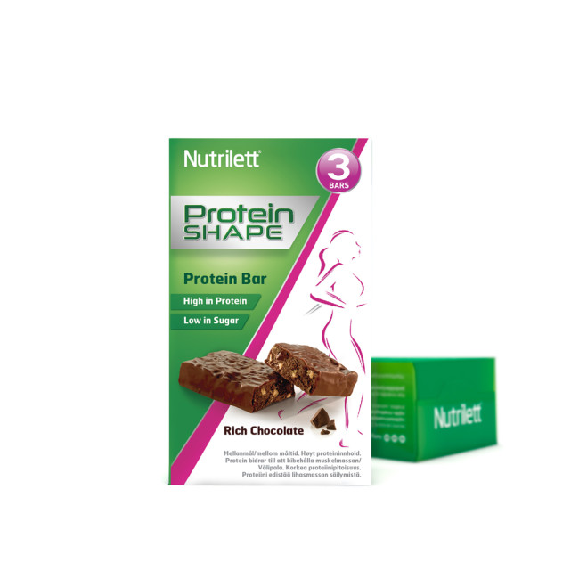Nutrilett Protein Shape 3pk
